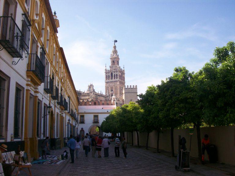 Como me enamoré de Sevilla
