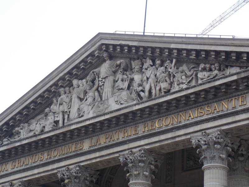 façade-pantheon