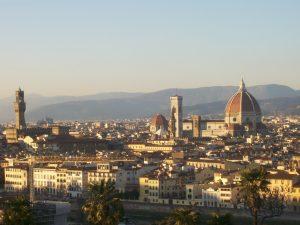 Florence, une ville fascinante