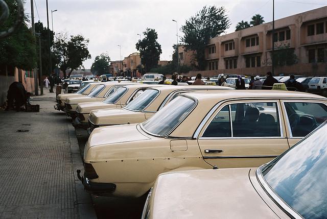 Maroc: petit guide transports