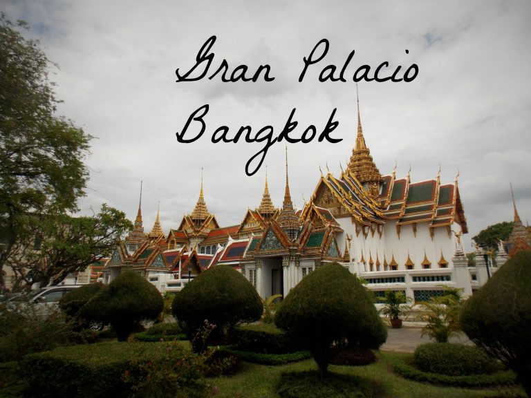 El Gran Palacio de Bangkok: una visita obligatoria!