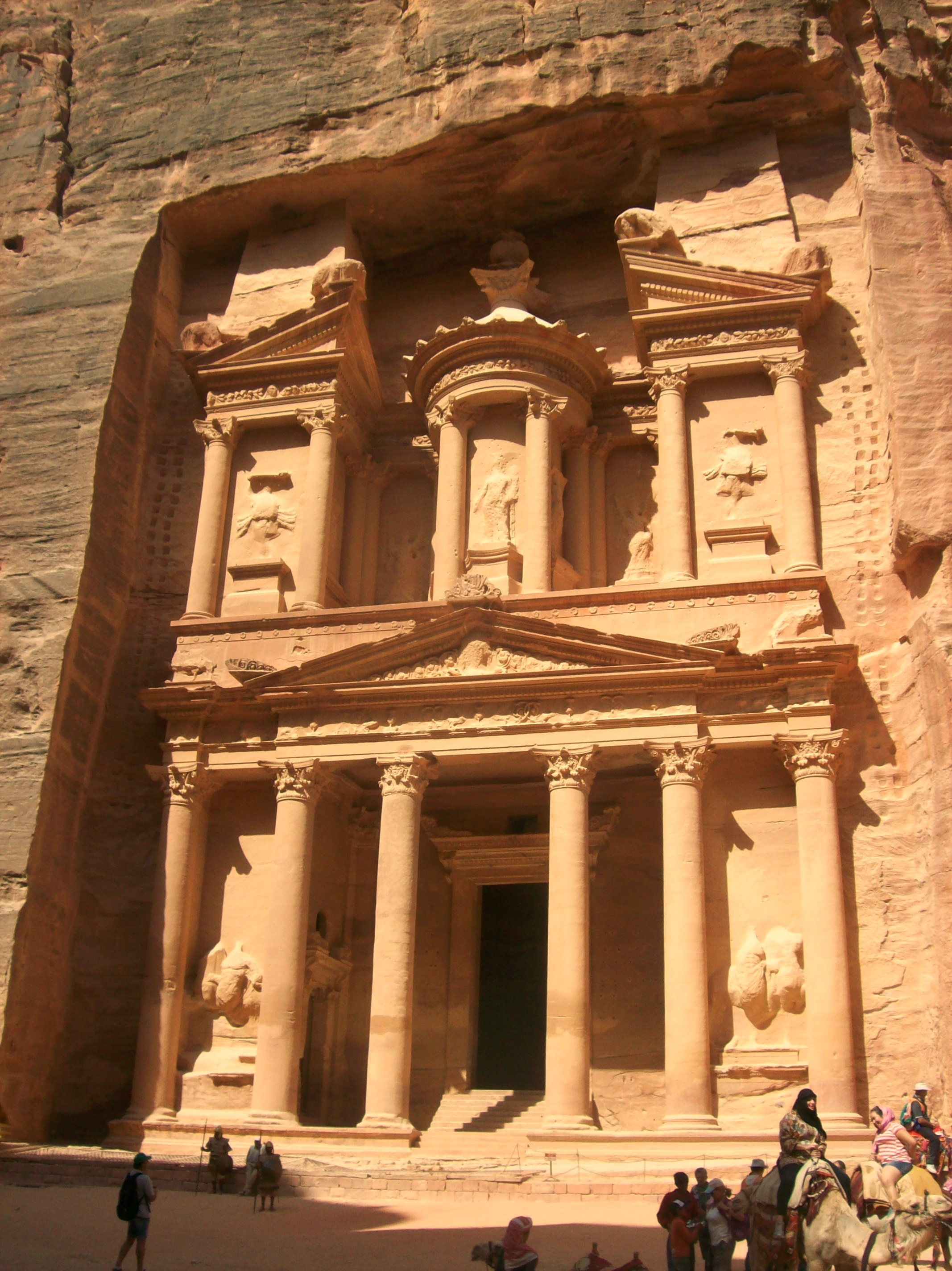 Petra, la perle de Jordanie
