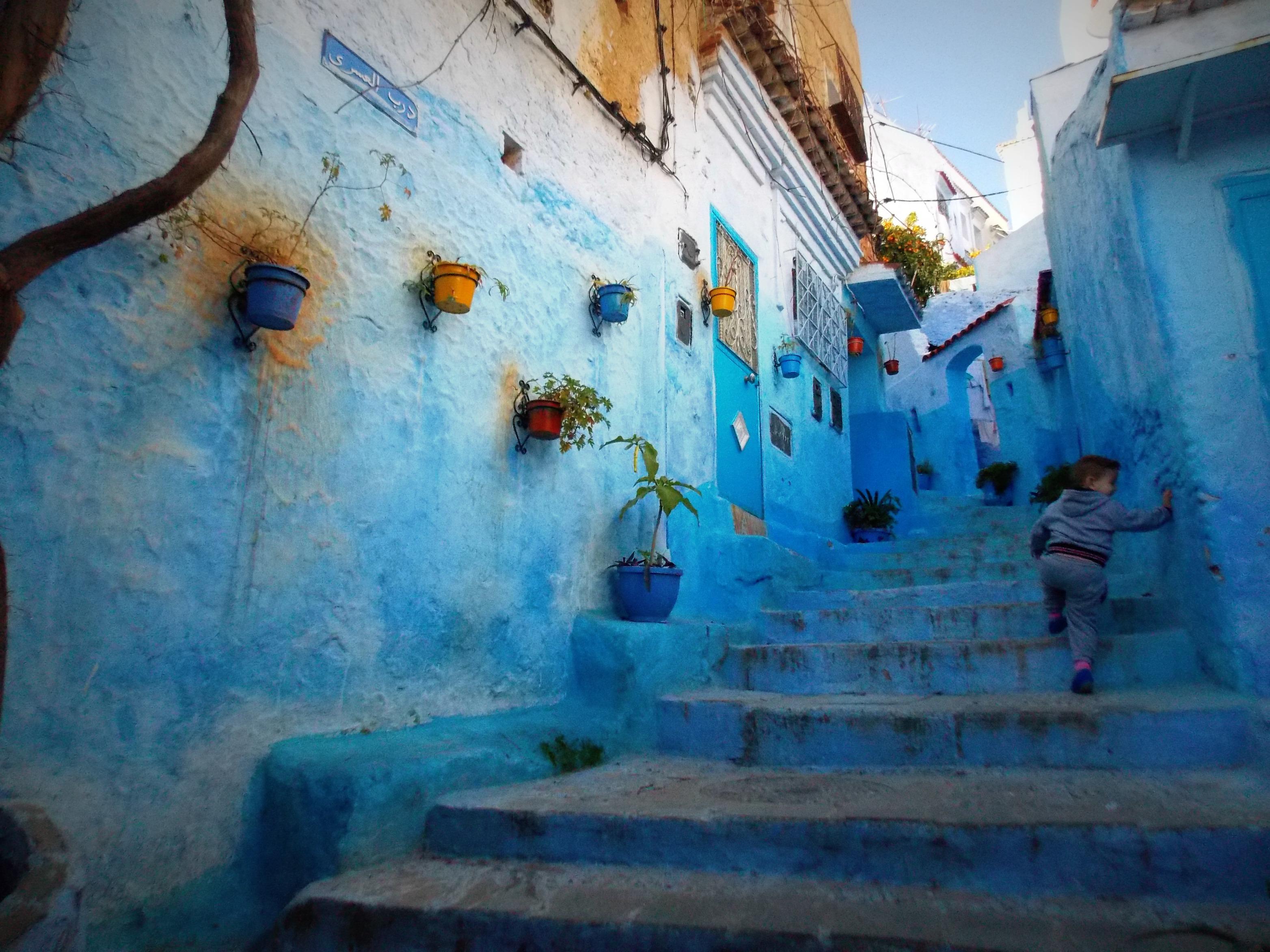 20 photos qui donnent envie de visiter Chefchaouen