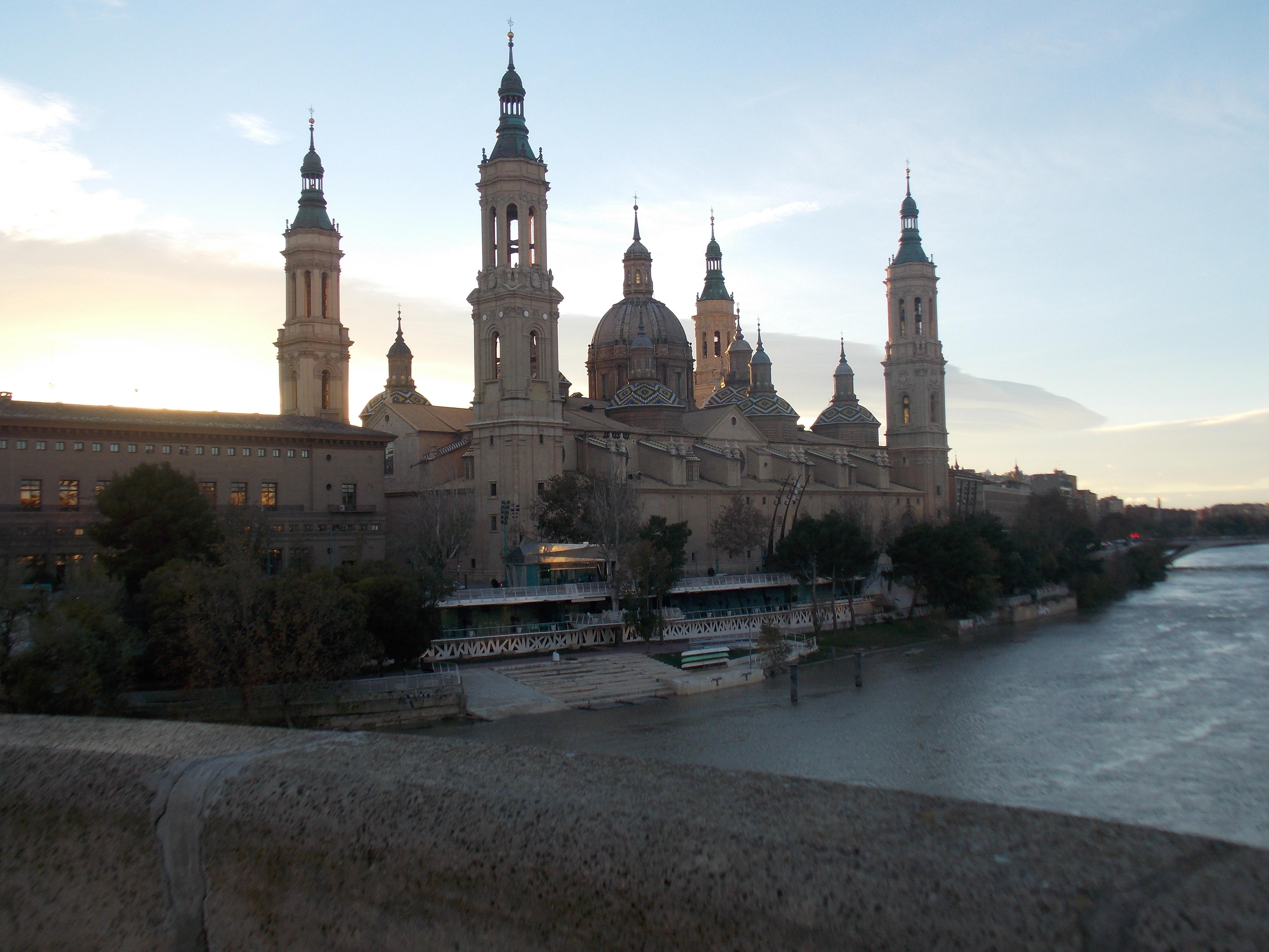 3 jours à Zaragoza