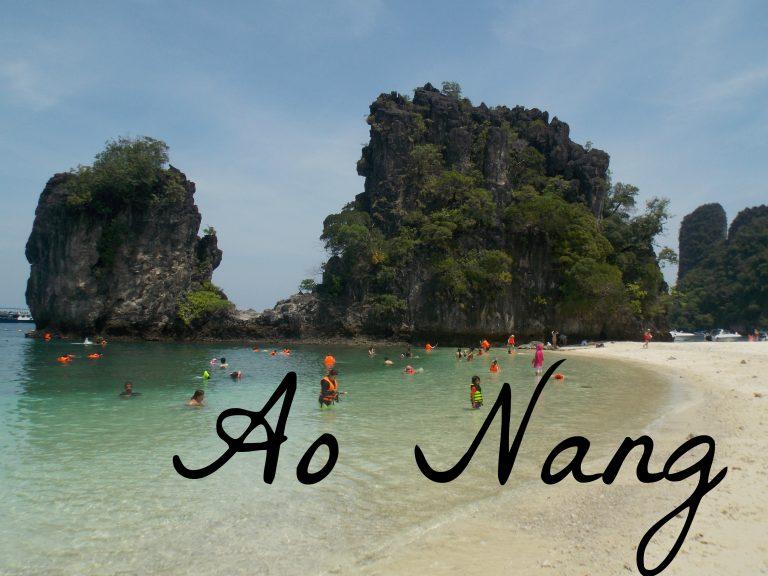 Viaje en Tailandia: Ao Nang y alrededores (+ presupuesto)