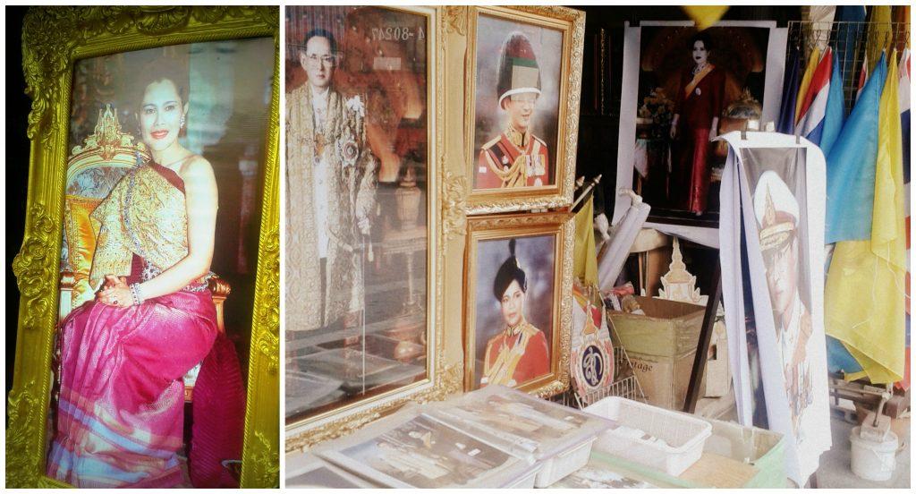 Rue-portrait-roi-bangkok