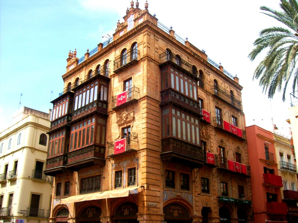 bâtiment sevilla