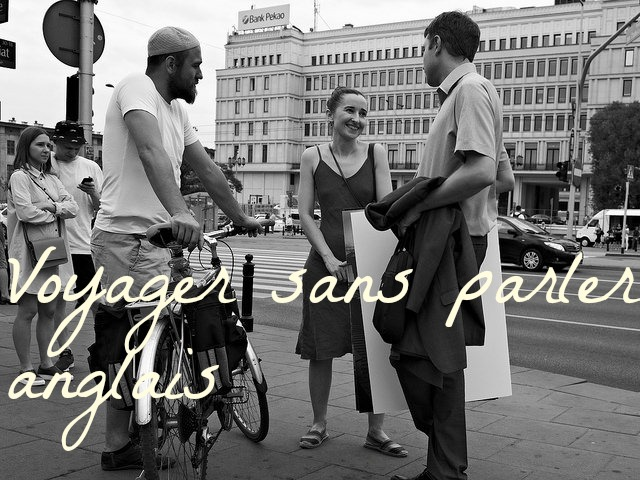 Viajar sin saber ingles