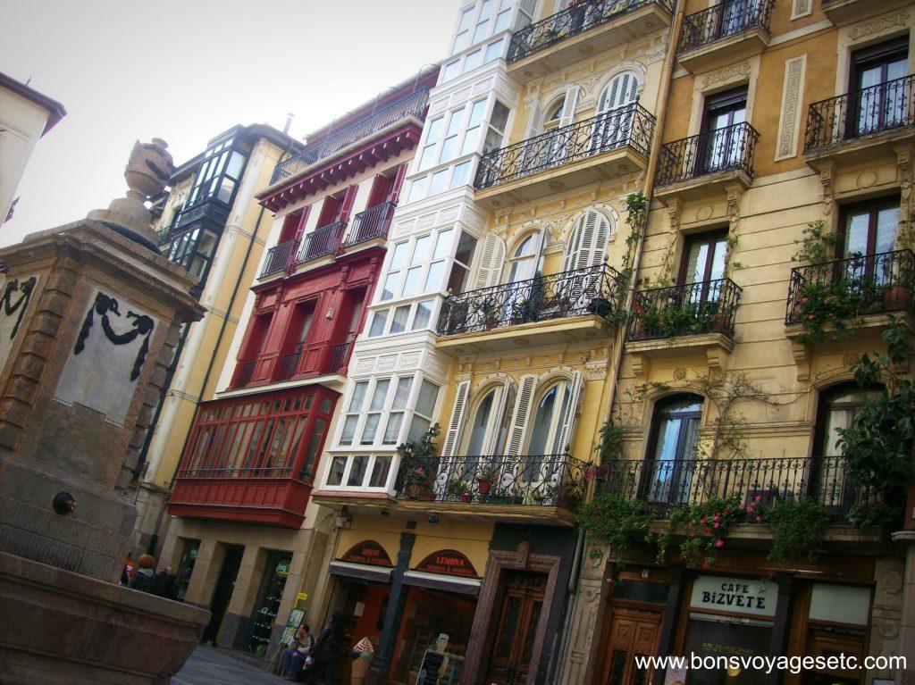 bâtiments-casco-viejo-bilboa