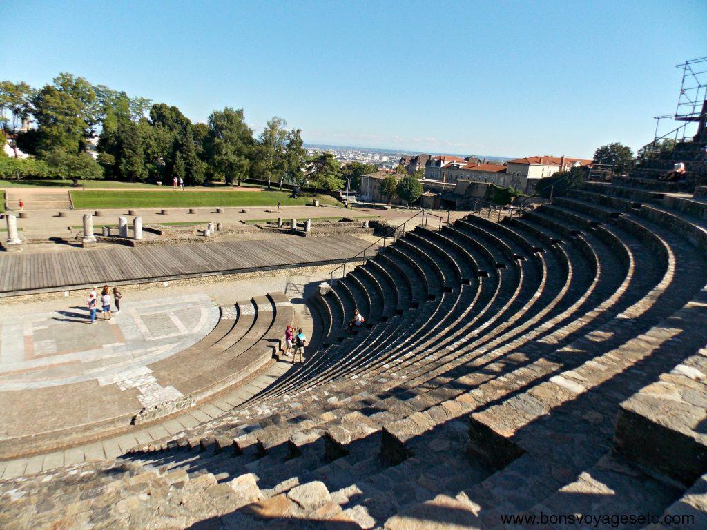 amphitheatre lyon