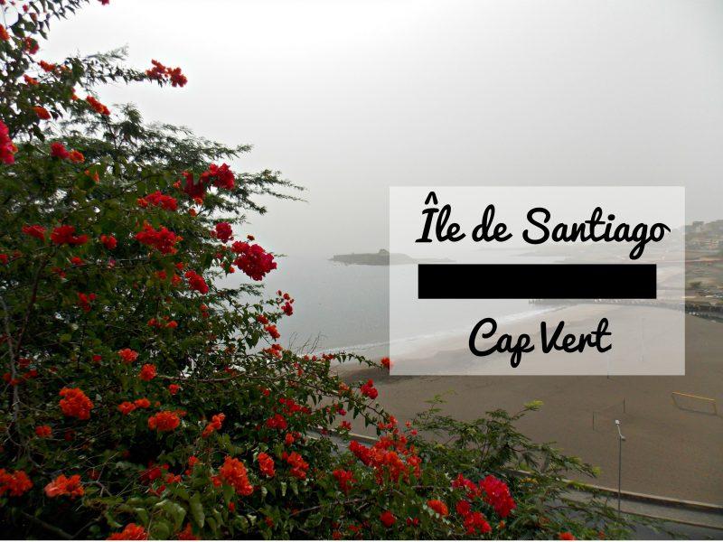 Île de Santiago (Cap Vert): entre plages et villes