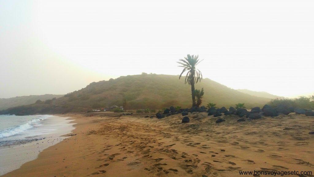 plage-santiago-cap-vert