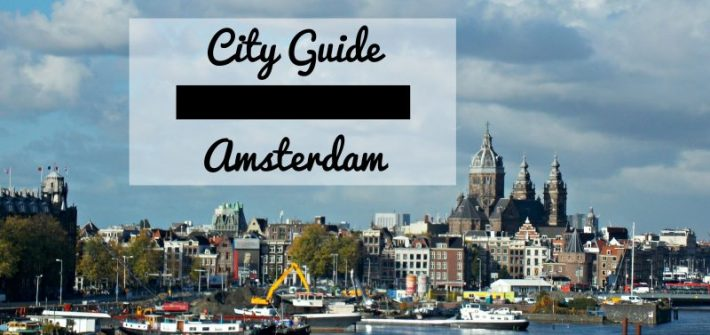 City-Guide Amsterdam