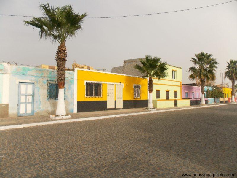 Île de Sal, Cap Vert : entre plage et marais salants