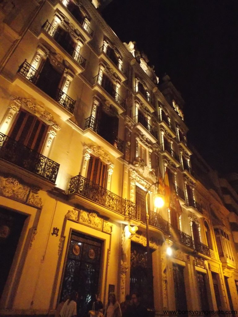 Valencia-nuit