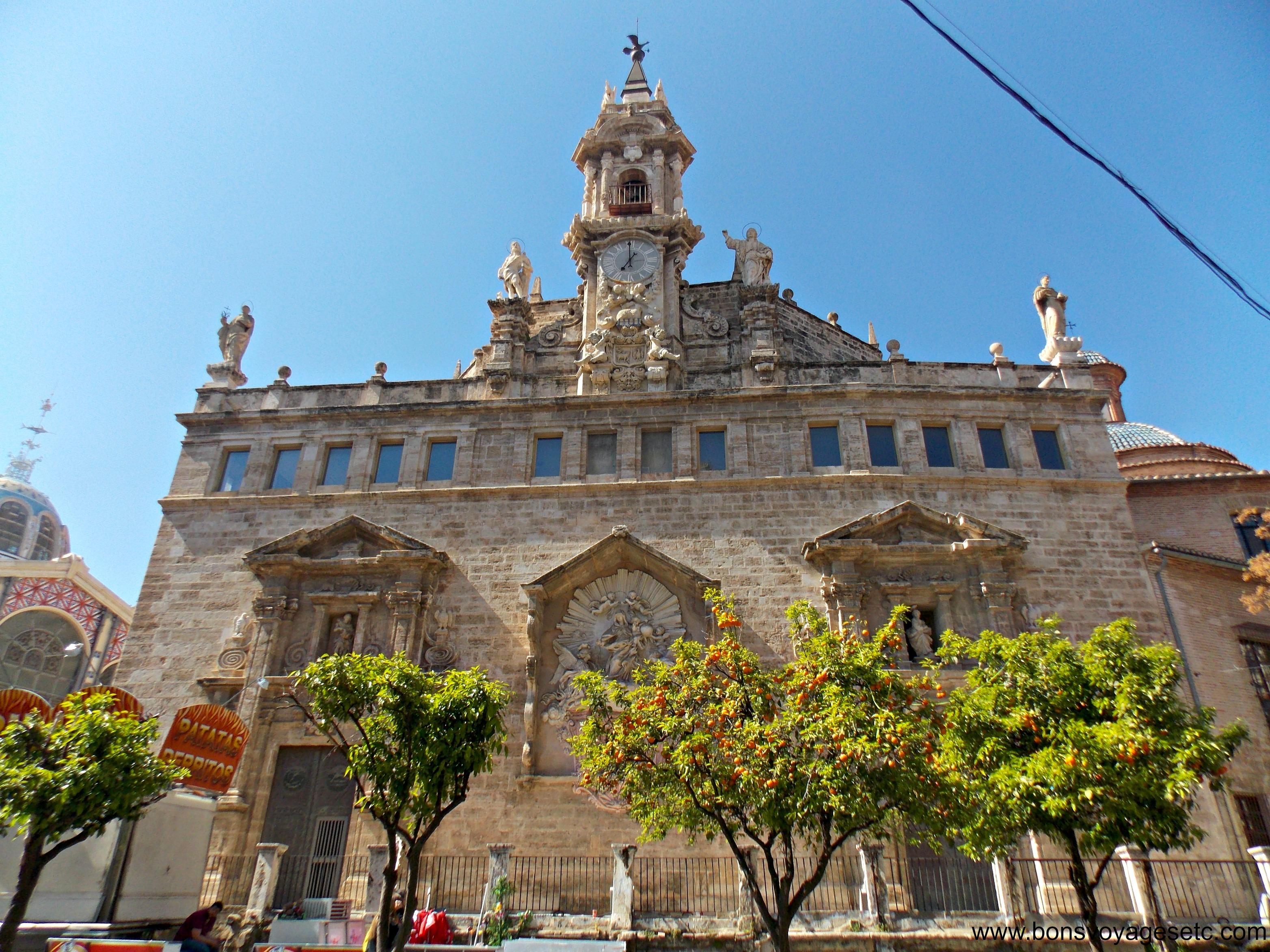 Visitar Valencia : monumentos, playa y Fallas