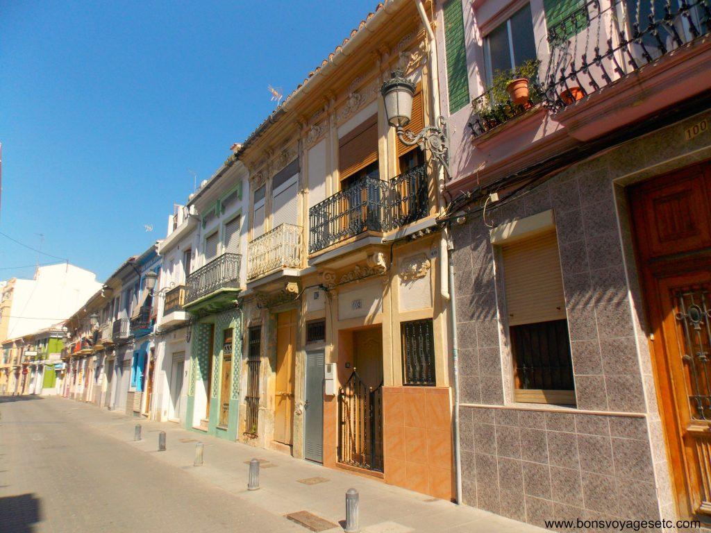 Cabanyal-Valencia