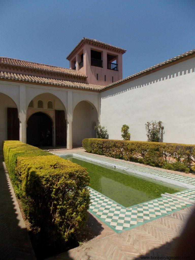 Alcazaba-Malaga