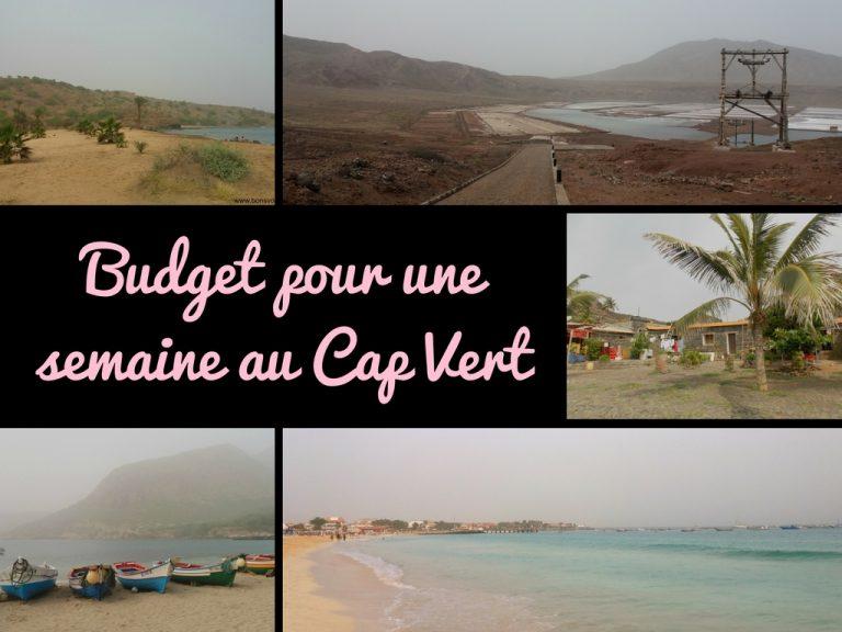 Budget Cap Vert: une semaine dans le Petit Pays