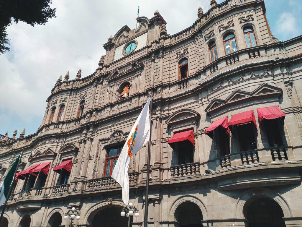 Zócalo-Puebla