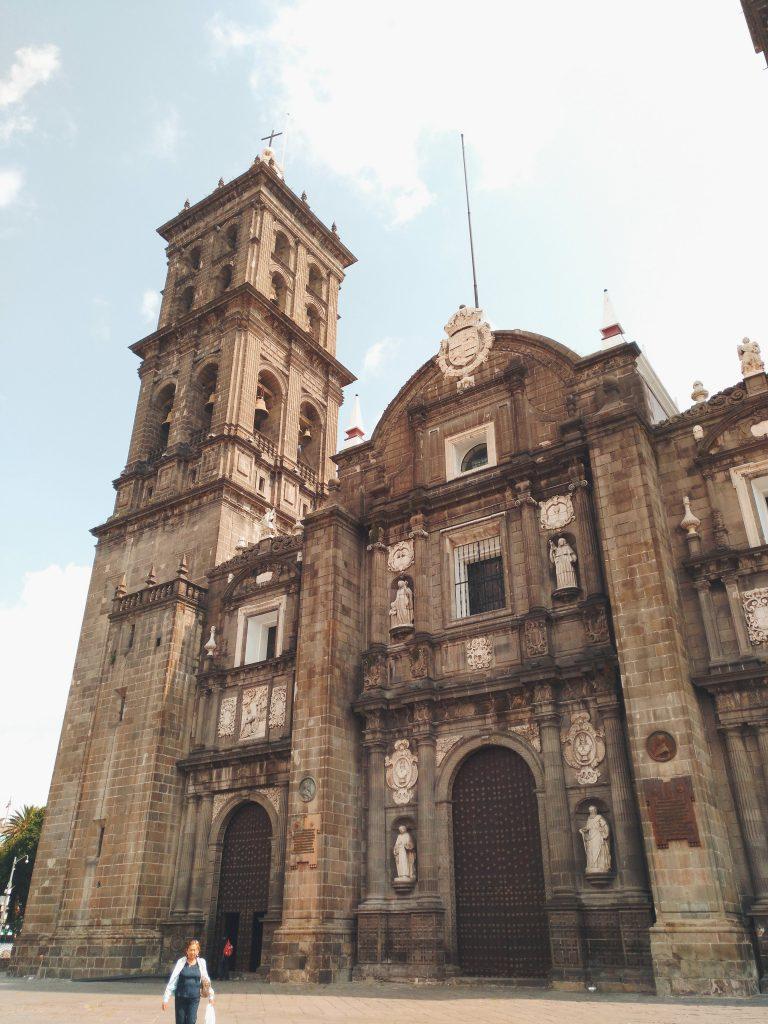 cathédrale-Puebla
