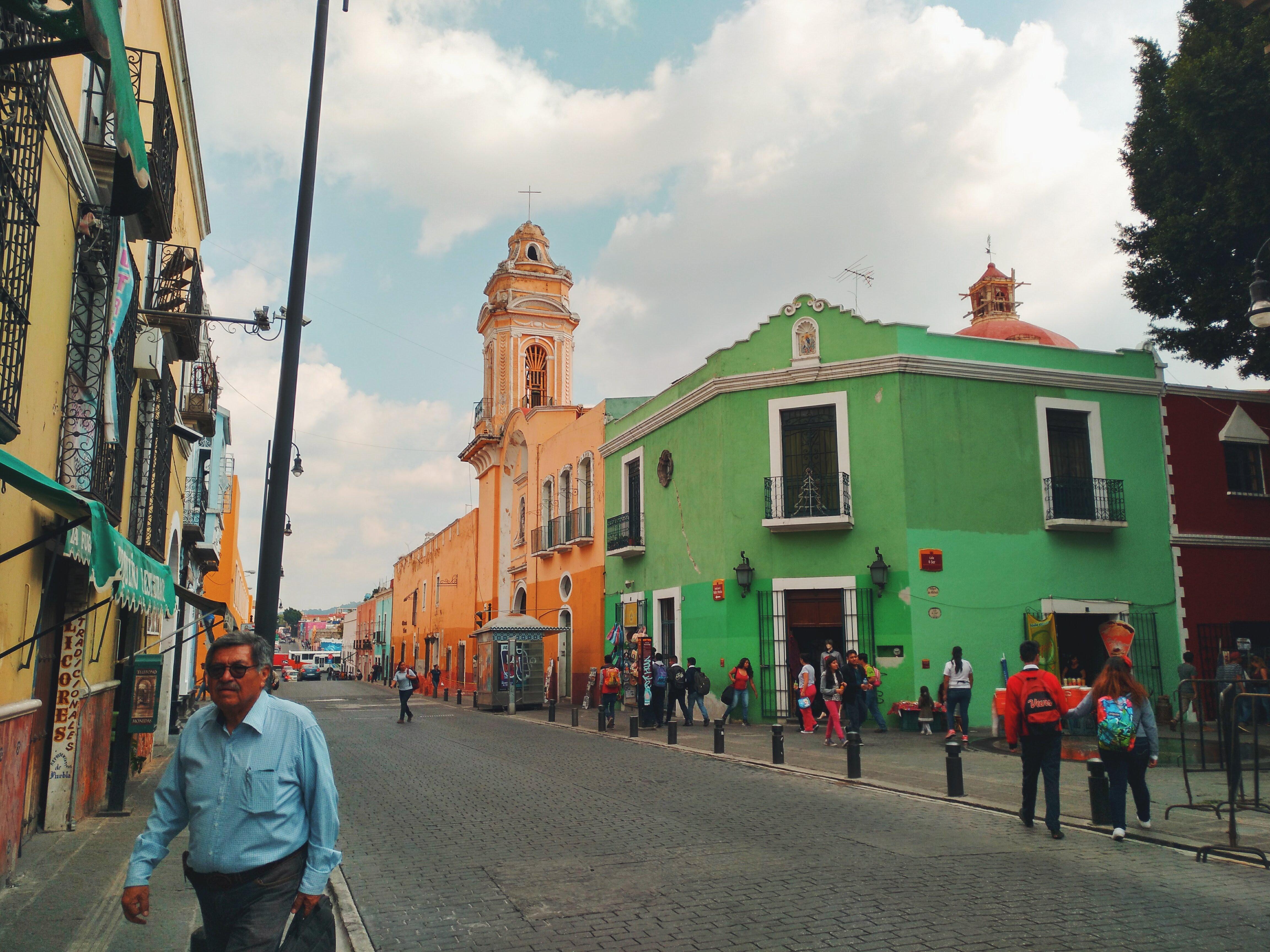 Visitar Puebla, Mexico: una ciudad colorida y alegre -
