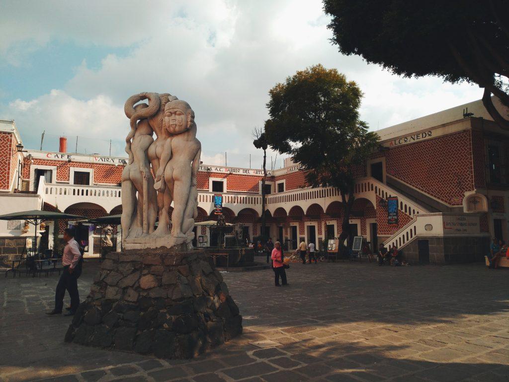 Plazuela-Torno-Puebla