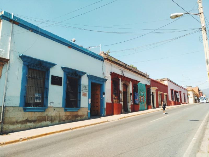 Visitar Oaxaca, Mexico: paseo por sus calles coloridas