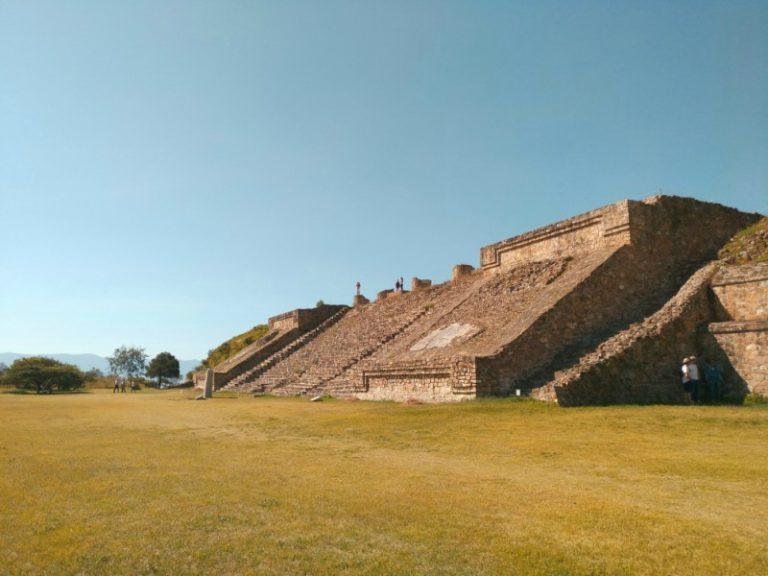 Visitar Monte Albán en Oaxaca, México
