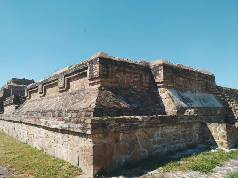 Monte-Albán-Oaxaca