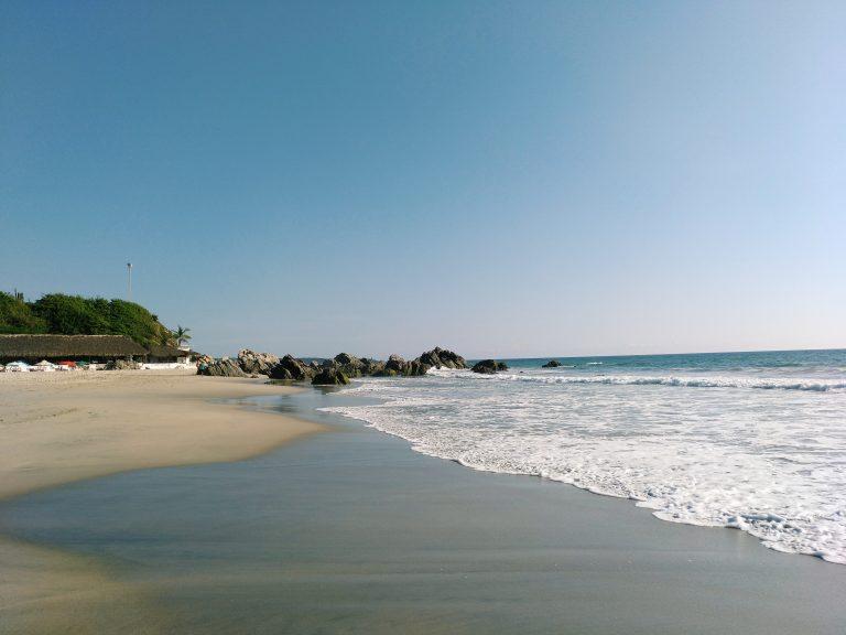 Visitar Puerto Escondido, México : descanso en la playa