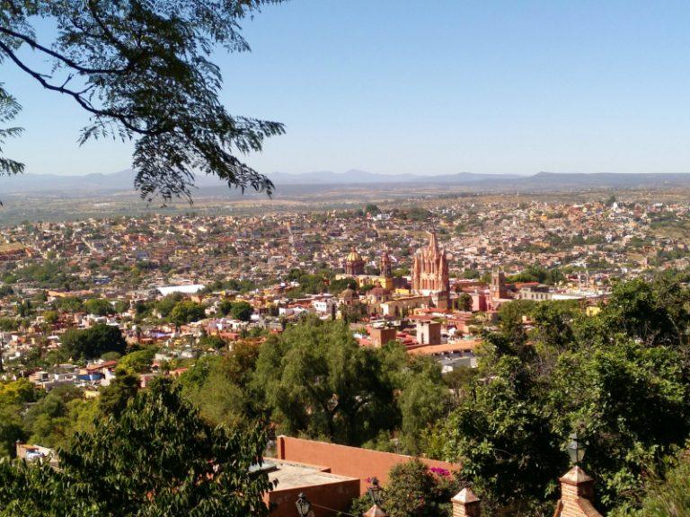 Visiter San Miguel de Allende, Mexique : jolie ville colorée