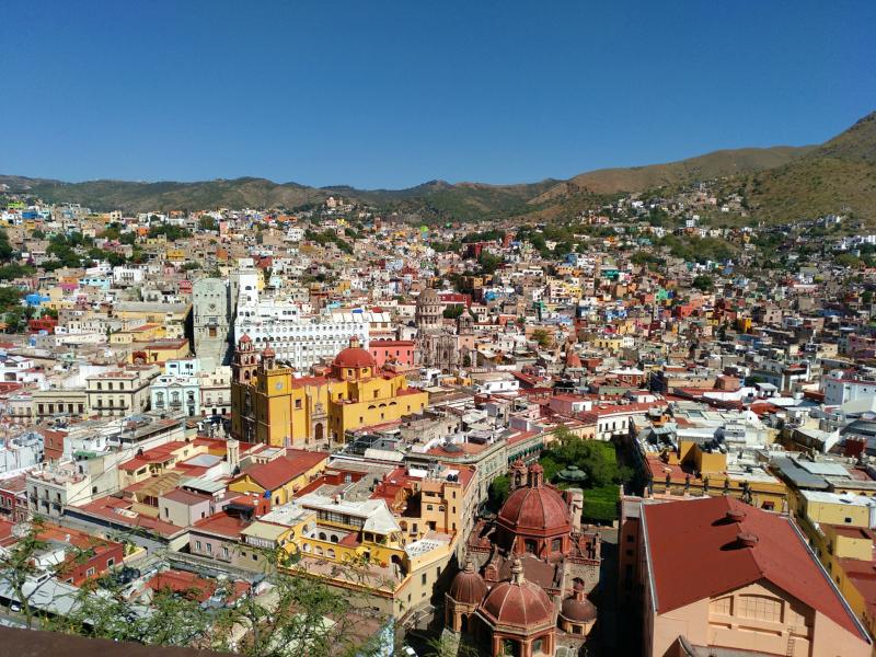 Visiter Guanajuato, Mexique : la plus belle ville du pays