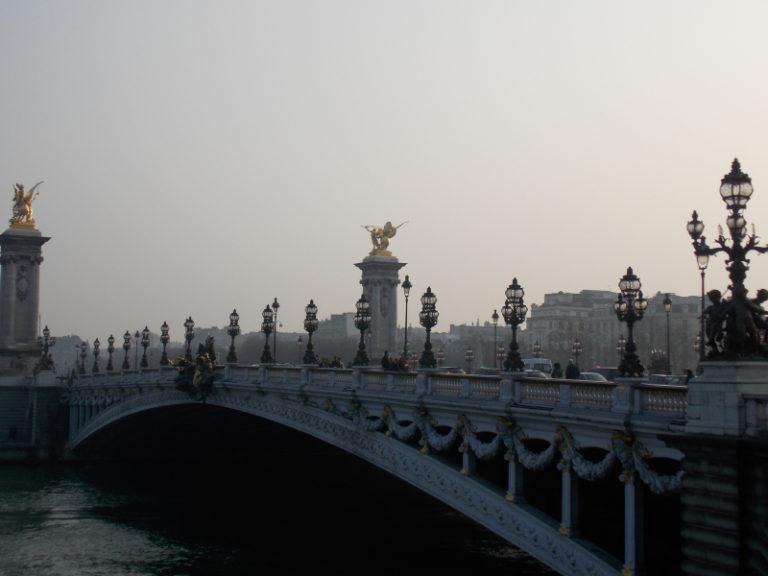 Ma balade dans Paris (jour 3): Le Marais, La Tour Eiffel et Cie