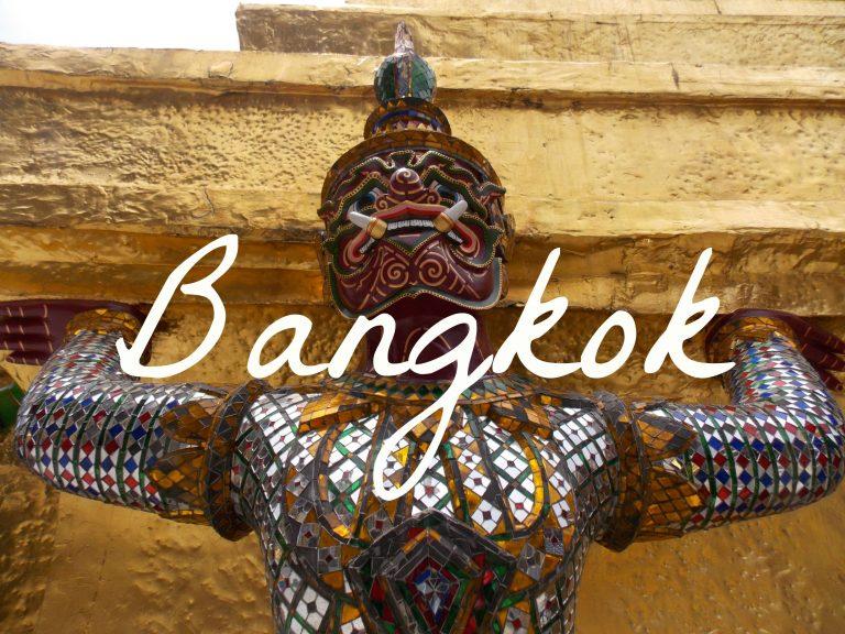 Bangkok: 15 choses à faire/voir
