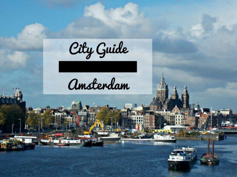 City-guide Amsterdam: Que faire? Que voir?
