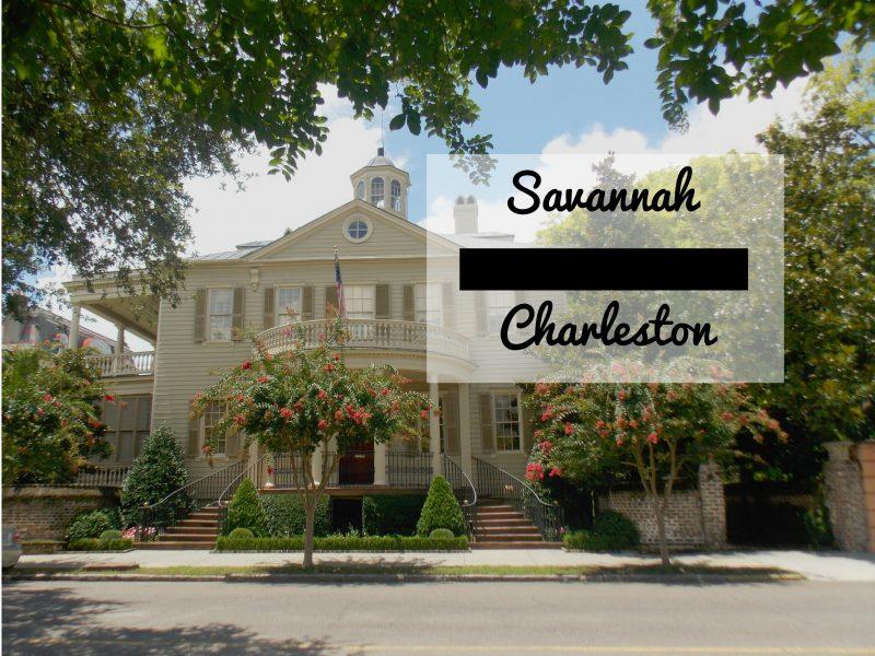 Visitar Savannah y Charleston: agradables pueblos del sur americano – Bonsvoyagesetc