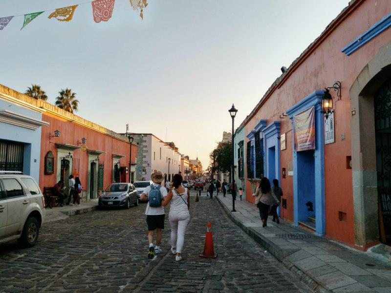 Visitar Oaxaca, Mexico: primeros pasos en el centro de la ciudad