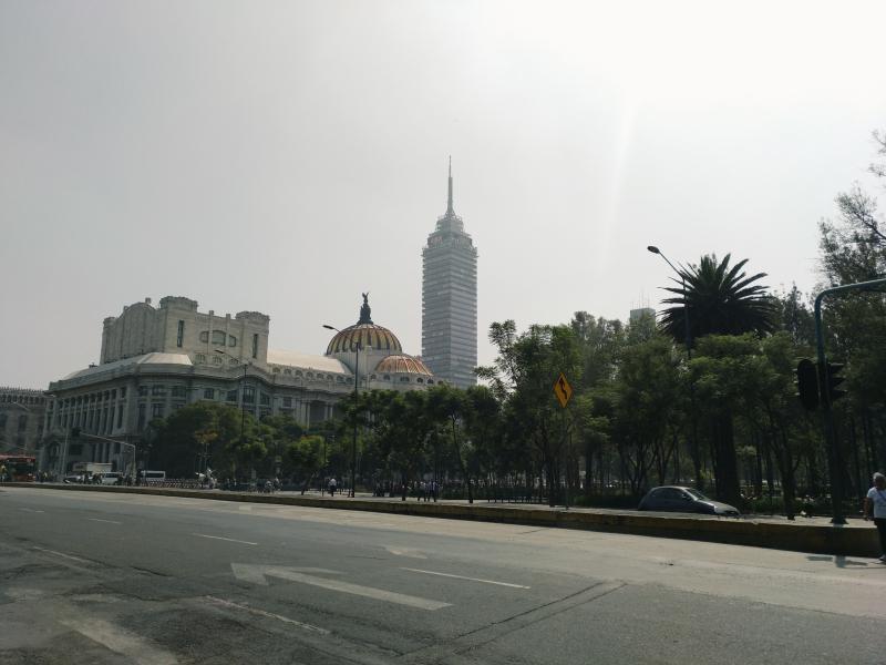 Visiter Mexico DF : dernier jour au Mexique
